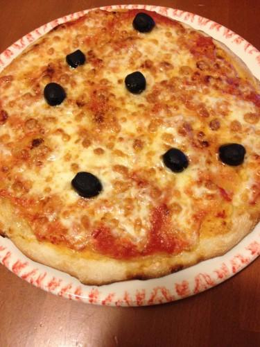pizza con lievito madre,pasta madre