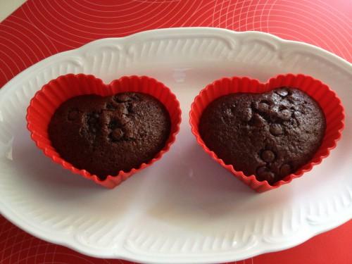 muffin al cioccolato,muffin senza uova