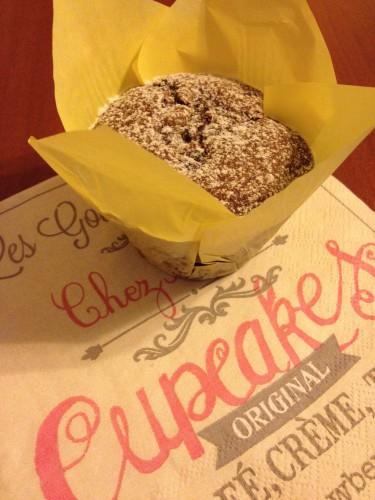 muffins, muffin al cioccolato, muffins al doppi cioccolato, ricette con cioccolato