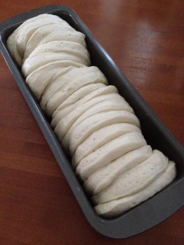 pane,pane in cassetta,pane a fisarmonica,ricette con lievito madre