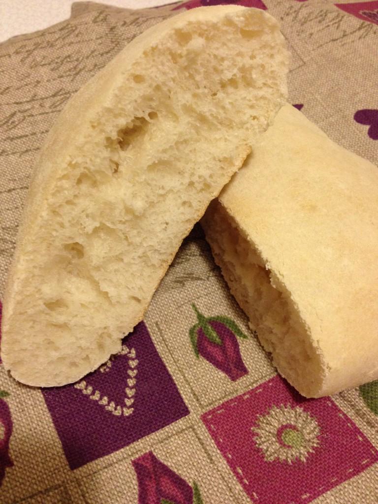 Pane Arabo Con Lievito Madre Non Rinfrescato Paola E Le Torte