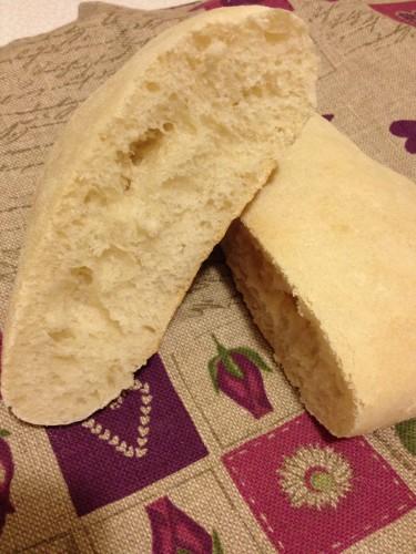 pane arabo,ricette con lievito madre non rinfrescato,ricette con pasta madre