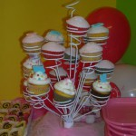 Cupcakes con frosting