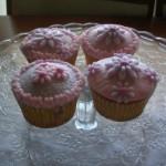Cupcakes floreali