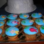 Cupcakes marini