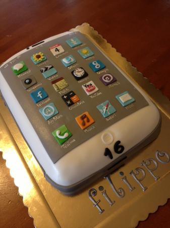 Torte teenager