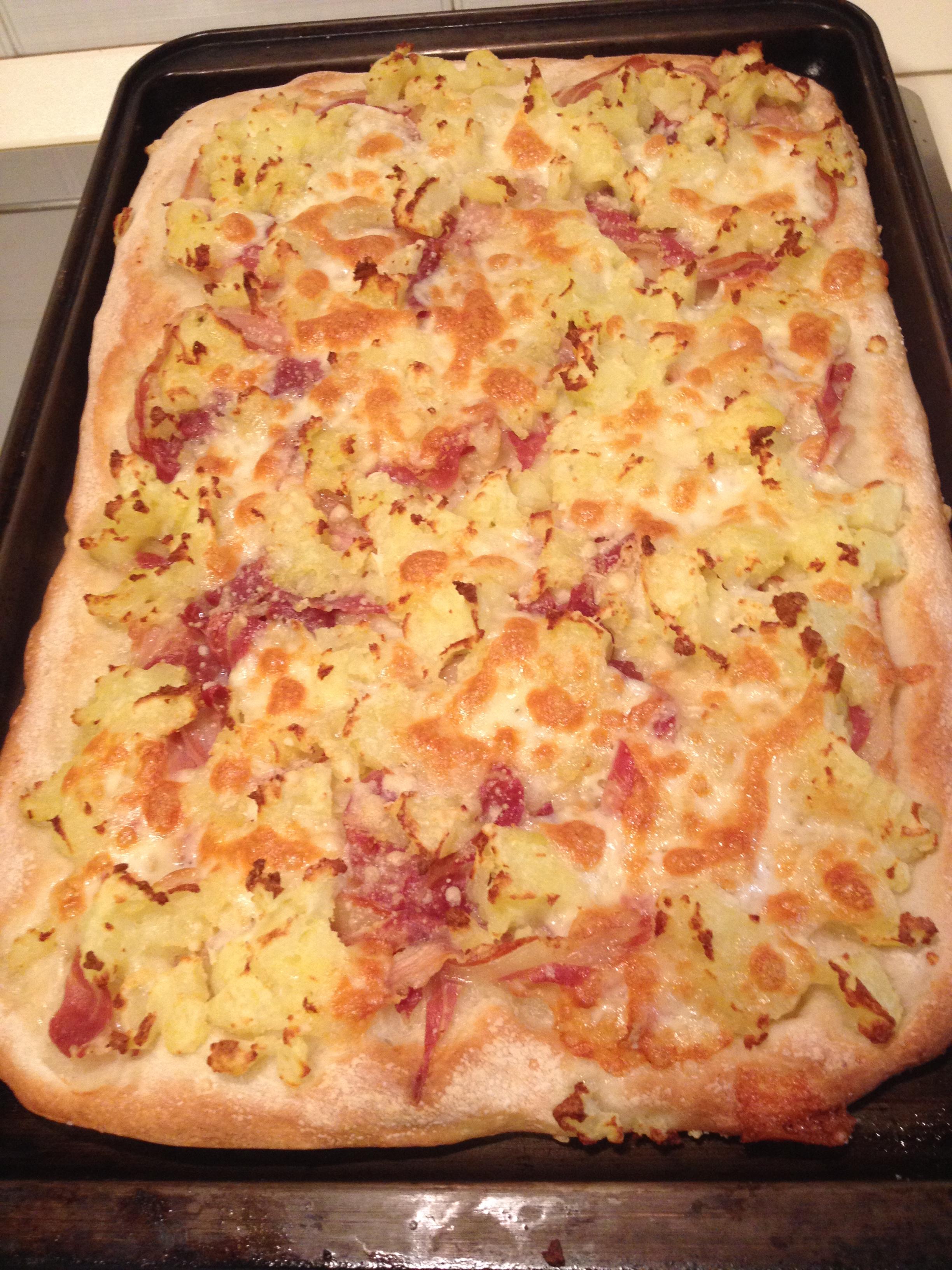 Pizza con biga paola e le torte for Pizza con planetaria