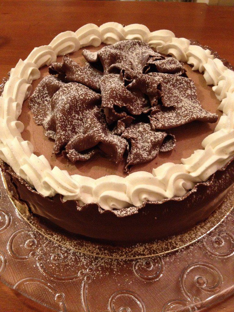 Torta foresta nera (ricetta Montersino)
