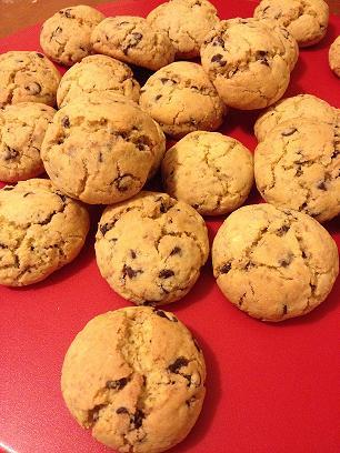 Biscottini con farina di mais e riso