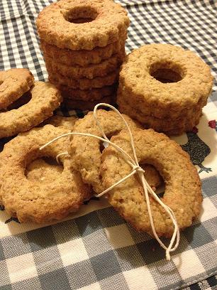 Frollini con tutto il grano (ricetta di Sara Papa)