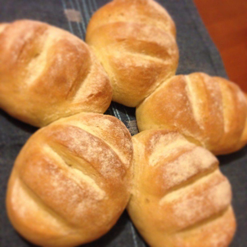 Pane stella (ricetta di Sara Papa)