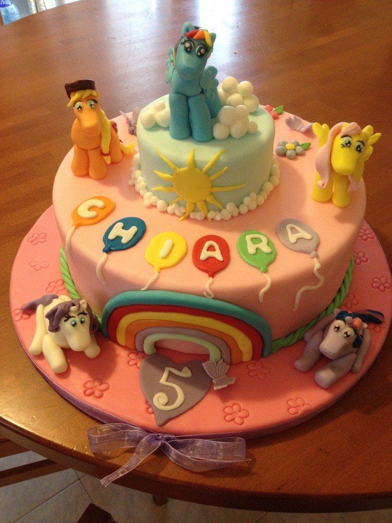 Torta Mini Pony