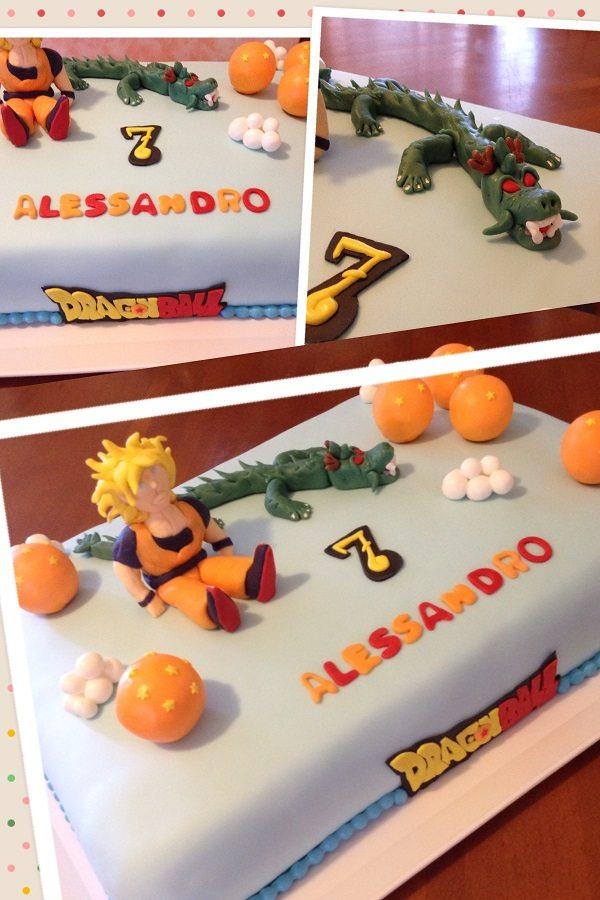 Torta Dragonball