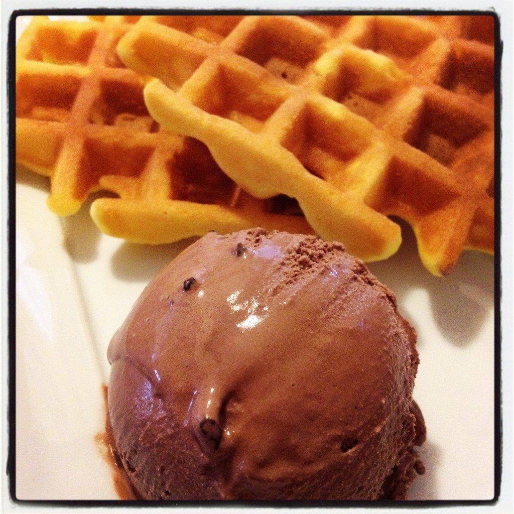 Gaufre o waffle dolci