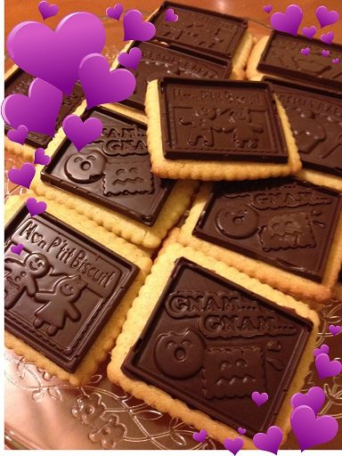 Cookie Choc alla nocciola e cioccolato fondente