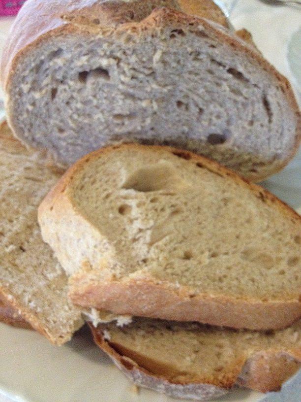Pane bianco casereccio di Sara Papa