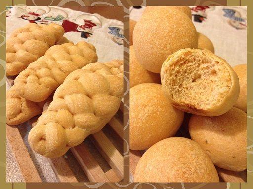 Panini al pomodoro con esubero di pasta madre