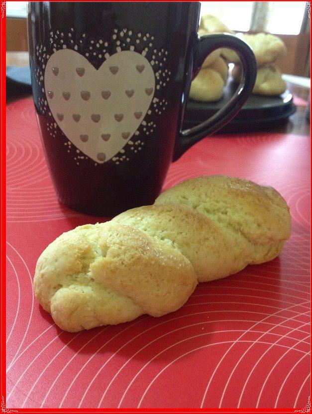 Biscotti da inzuppo (senza ammoniaca)
