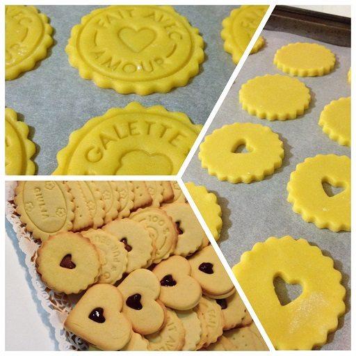 Biscotti di pasta frolla (ricetta Montersino)