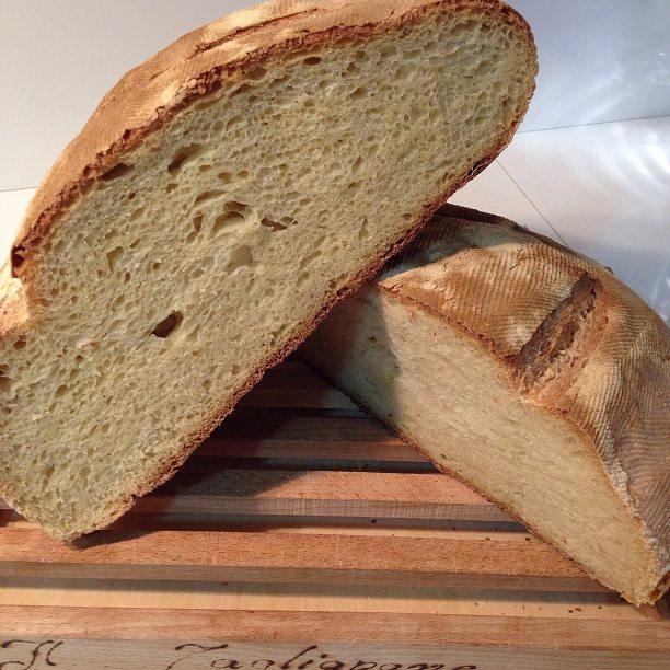 Pane di Altamura con lievito madre