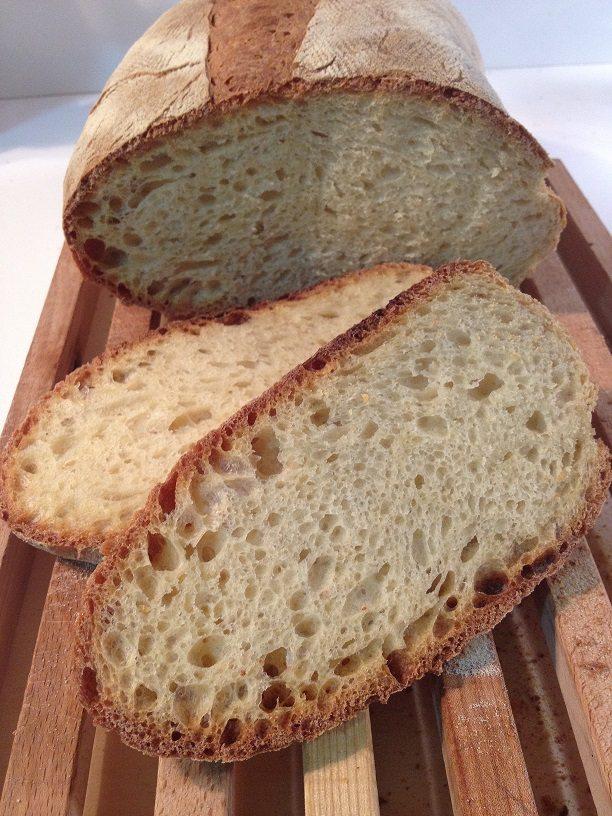 Pane di semola rimacinata con licoli
