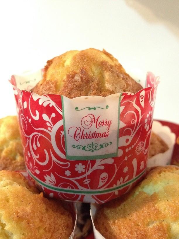 Muffins alla vaniglia (ricetta di Iginio Massari)