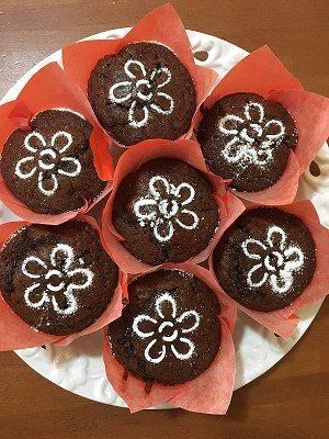 Muffins cioccolatosi di Nigella