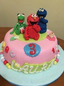 Torta Elmo & co.