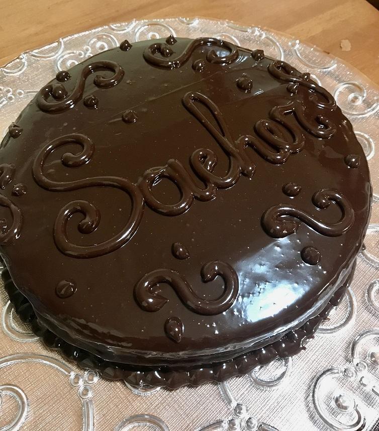 Sacher torte di Knam